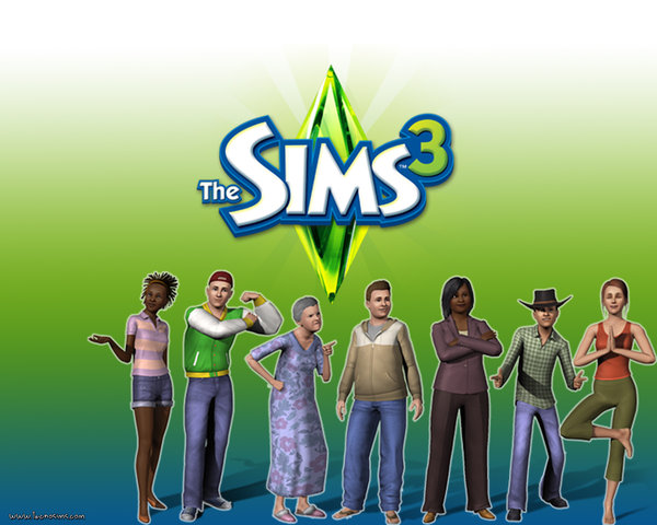 The Sims 3 Game Update Screenshot