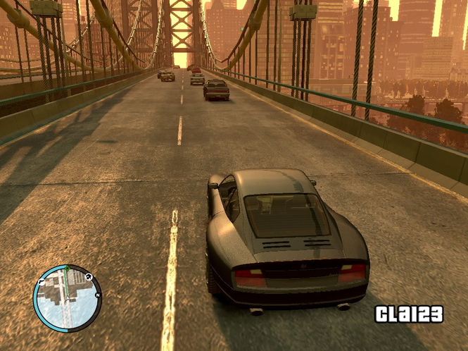 Grand Theft Auto IV Patch 1.0.7.0 Screenshot